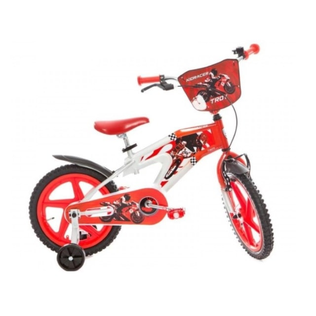 Troy Kids Racer 12 inch Red