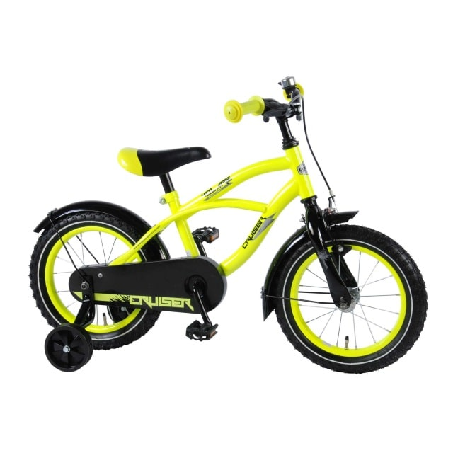 Volare Yellow Cruiser 14 inch