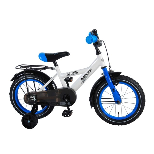 Volare Thombike 14 inch Wit Blauw