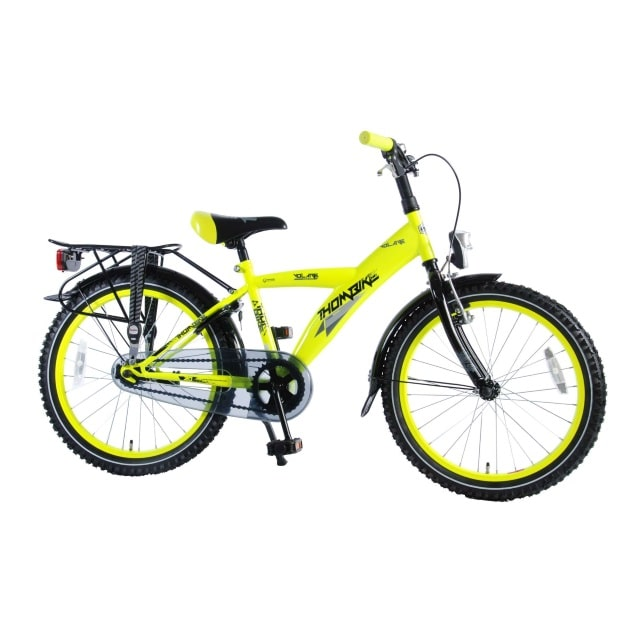 Volare Thombike City 20 inch Geel