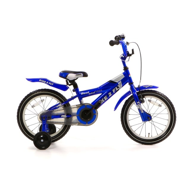 Popal Bike 2 Fly 16 inch Blauw
