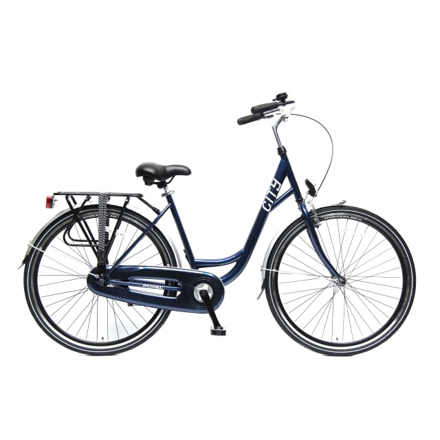Popal City Dames 28 inch Blauw