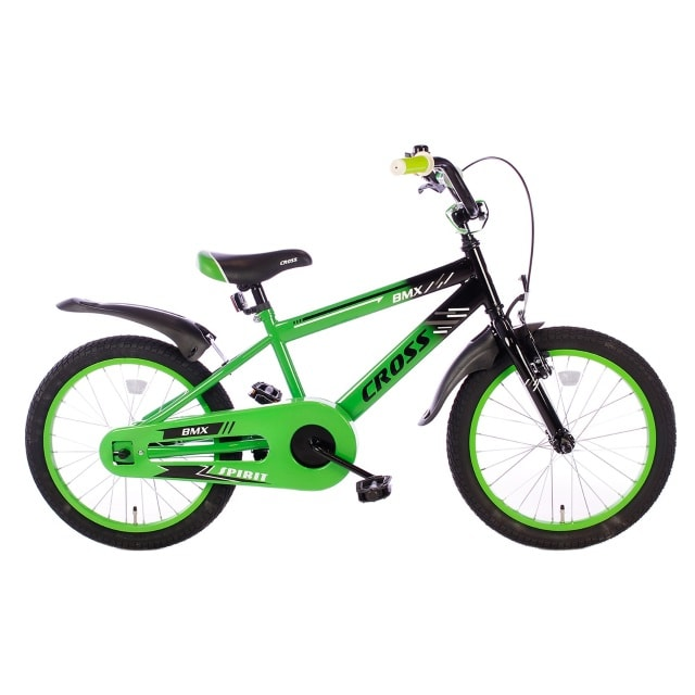 Spirit Cross 18 inch Groen