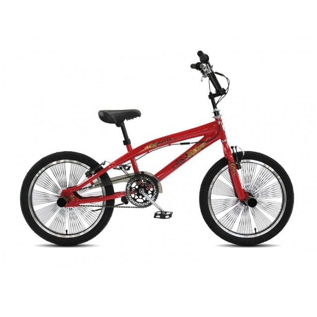 Troy Freestyle BMX 20 inch Red